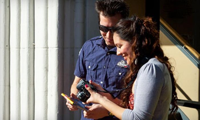 PhotoArts Marin - Santa Cruz: $49 for a Fundamentals of Digital Photography Class from PhotoArts Marin ($200 Value)