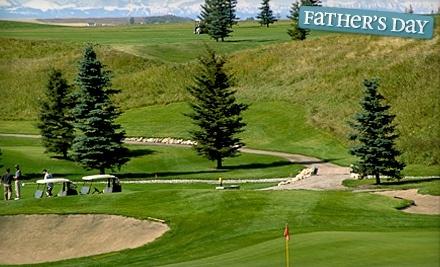 River's Edge Golf Club - River's Edge Golf Club in East Okotoks