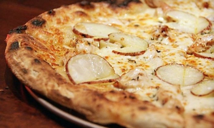 RedFlame Pizzeria - Chicago: $15 for $30 Worth of Pizza and Drinks at RedFlame Pizzeria