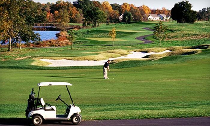 King Carter Golf Club - Irvington: $55 for a Golf Outing for Two at King Carter Golf Club in Irvington (Up to $120 Value)