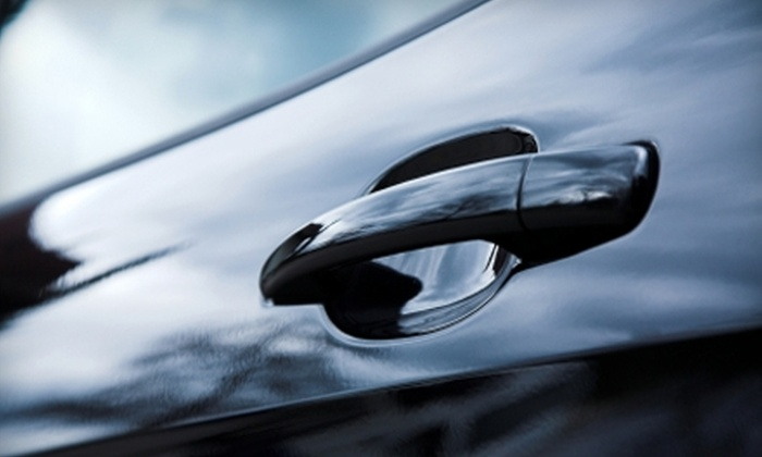 Detail Kings - Downers Grove: $12 for a Hand Car Wash and Interior Cleaning at Detail Kings ($25 Value)