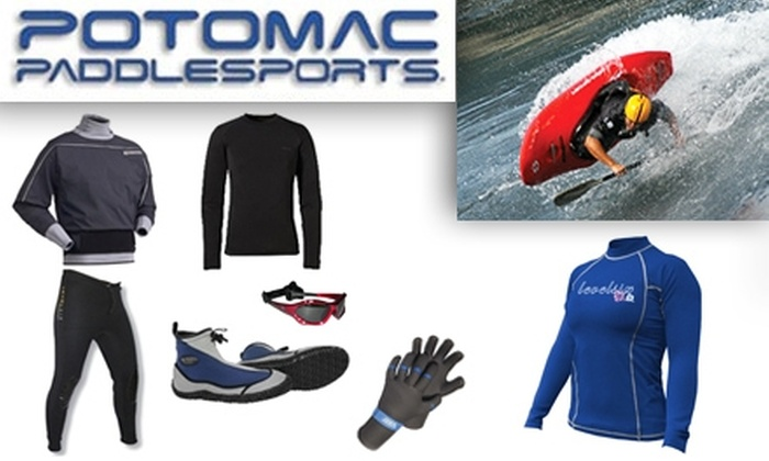 Potomac Paddle Sports - North Bethesda: $50 for $100 Worth of Equipment, Lessons, and Sports at Potomac Paddlesports