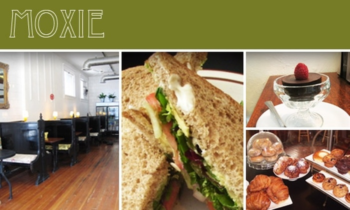 Moxie Cafe - Westlake: $10 for $20 Worth of Food and Drink at Moxie