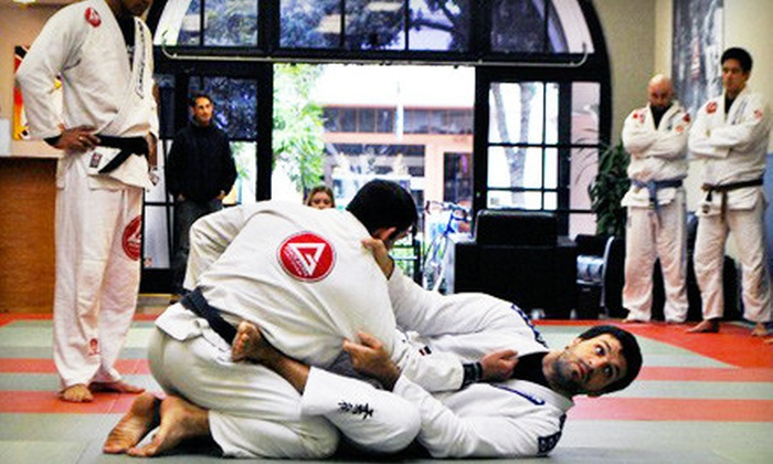 Gracie Barra Brazilian Jiu-Jitsu Academy - Santa Barbara Downtown: $20 for One Month of Unlimited Classes at Gracie Barra Brazilian Jiu-Jitsu Academy (Up to $206 Value)