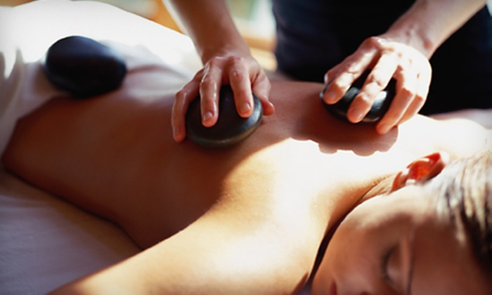 Island Touch Therapeutic Massage - Hudson: $49 for a Hot-Stone-Massage Package at Island Touch Therapeutic Massage in Hudson ($100 Value)