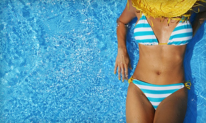 Zen Bronze - Riverside: $39 for Three Custom Organic Spray Tans at Zen Bronze in Greenwich (Up to $117 Value)