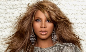 Toni Braxton: Toni Braxton at Star Plaza Theatre on Saturday, July 25, at 8 p.m. (Up to 39% Off)