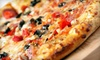 Rocco's New York Pizza - North Decatur: Pizza Meal for Four or Catering Package at Rocco's New York Pizza in Decatur (Up to 59% Off)