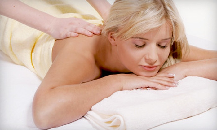 Clarissa Brown - Brandon: $32 for a One-Hour Deep-Tissue or Swedish Massage from Clarissa Brown at The Powder Room in Brandon (Up to $65 Value)