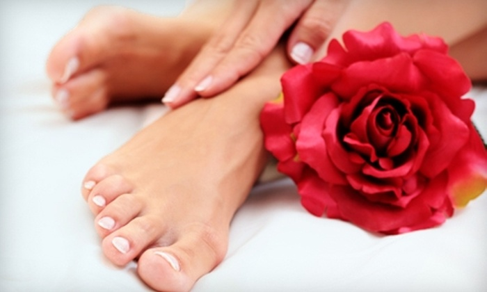Style by Lynae - North Hills: $25 for a Mani-Pedi at Style by Lynae ($51 Value)