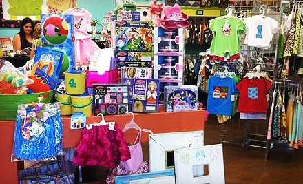 $20 Groupon to Leap Frog Children's Consignment and More - Leap Frog Children's Consignment and More in Madison