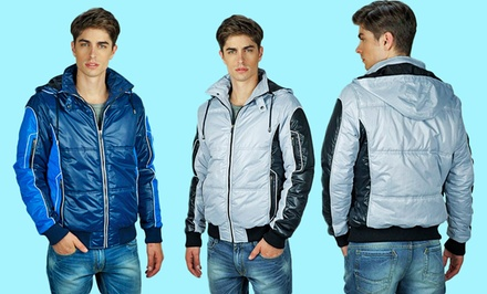 Men's Puffer Jackets. Multiple Colors Available.