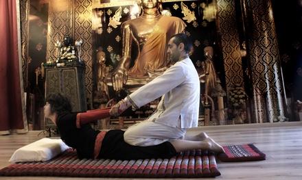 Thaise massageworkshop naar keuze bij Thai Hand in de Kinkerbuurt
