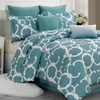 8-Piece Oversized and Overfilled Comforter Sets
