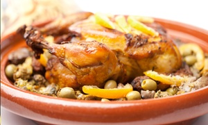 Mataam Fez: $19 for $40 Worth of Moroccan Food at Mataam Fez