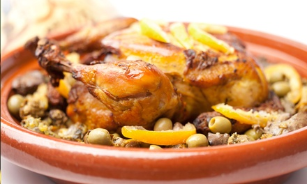 $19 for $40 Worth of Moroccan Food at Mataam Fez