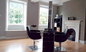 Divine Hair: Cut and Conditioning Treatment at Divine Hair (56% Off)