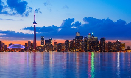 Stay at Howard Johnson Downtown Toronto Yorkville in Toronto, ON. Dates into April.