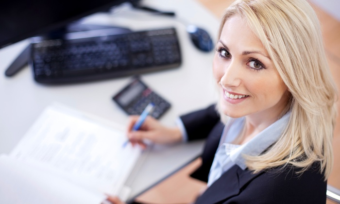 Reliable Office Support Services - Clackamette Park: $45 for 2.5 Hours of Bookkeeping Services at Reliable Office Support Services ($100 Value)