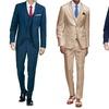Bernardi Men's Slim Fit 3-Piece Suits
