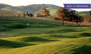 Chardonnay Golf Club: Two Rounds of Golf with Cart and Range Balls at Chardonnay Golf Club (Up to 53% Off). Two Options Available.