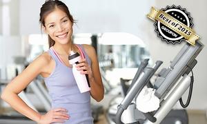 FITNESSLOUNGE STUTTGART-HEDELFINGEN: 4, 8 oder 12 Wochen oder 6 Monate Fitness-Training inkl. Womenlounge & Sauna in der Fitnesslounge (bis zu 63% sparen*)