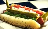 Wild About Harry's - Multiple Locations: Hot Dogs and Casual Food at Wild About Harry's (Up to 44% Off). Two Options Available.