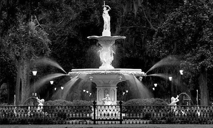 90-Minute Savannah Hauntings Ghost Tour for One, Two, or Four from See Savannah Walking Tours (Up to 51% Off)