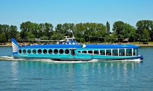 MS Moby Dick: 90 Minuten Adventsfahrt für Zwei von Bonn und Königswinter an 9 Terminen zur Wahl mit der MS Moby Dick