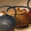 Old Dutch 22 Oz. to 26 Oz. Japanese Style Tetsubins Teapots