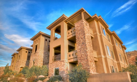 groupon daily deal - 1- or 2-Night Stay in a One-, Two-, or Three-Bedroom Suite at Coral Springs Resort in Southwestern Utah