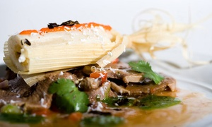 Revolution: Modern Global Cuisine for Two or Four at Revolution (46% Off)