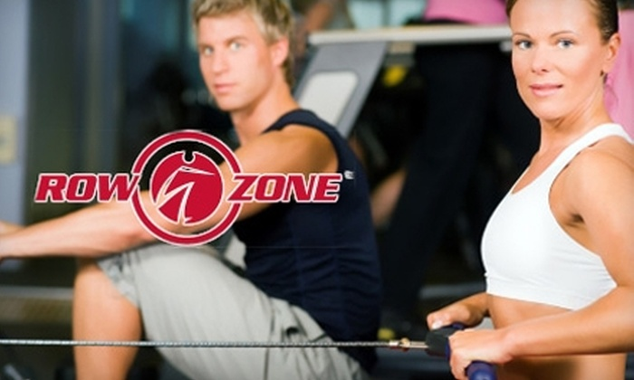 RowZone Corpus Christi - South Side: $22 for 5 Sessions at RowZone Corpus Christi ($65 Value)