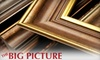 The Big Picture - Piedmont: $45 for $100 Toward Custom Framing at The Big Picture