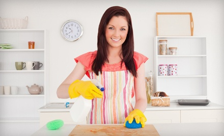 2 Hours of Housecleaning Services (a $90 value) - Gizmo Cleaning in