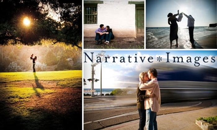 Narrative Images Photography - San Diego: $149 for a One-Hour Photo Session, Plus $20 Toward Products, from Narrative Images Photography ($420 Value)