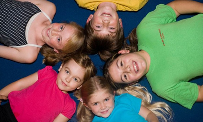 Starr Gymnastics - Multiple Locations: $25 for a One-Day Kids' Summer Camp at Starr Gymnastics in Orleans and Ottawa ($50.85 Value)