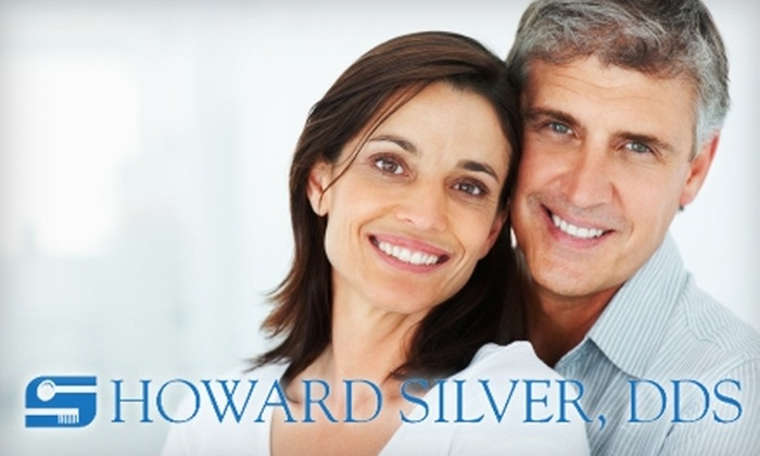 Howard Silver, DDS - Pittsford: $49 for a Dental Exam, Cleaning, X-rays, and an Invisalign Consultation at Howard Silver, DDS
