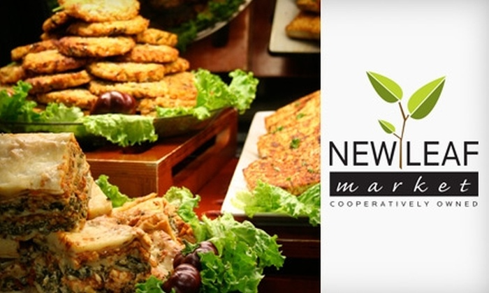 New Leaf Market - Tallahassee: $12 for $24 Worth of Organic Produce, Proteins, and More at New Leaf Market