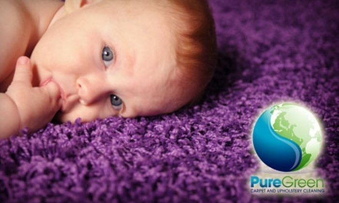 PureGreen - New York City: $20 for $100 Worth of Eco-Friendly Rug Cleaning from PureGreen