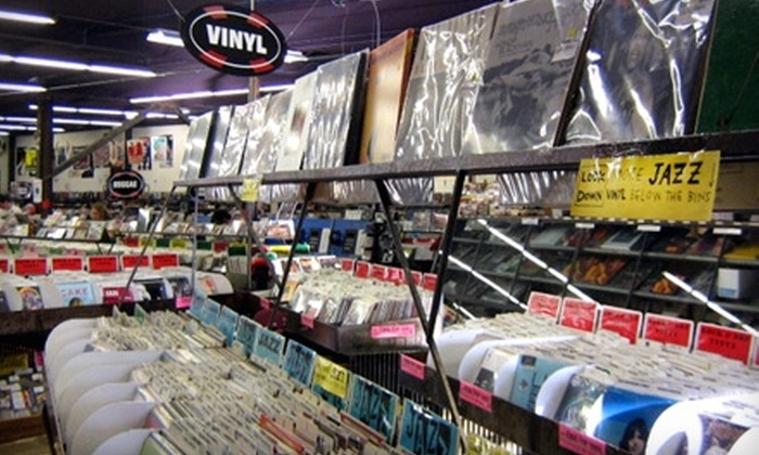 Streetlight Records - Downtown: $10 for $20 Worth of Used DVDs, CDs, and Vinyl at Streetlight Records
