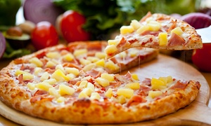 Westside Pizza: Pizza, Appetizers, Pasta, and More for Dine-In or Pick-Up at Westside Pizza (Up to 45% Off)