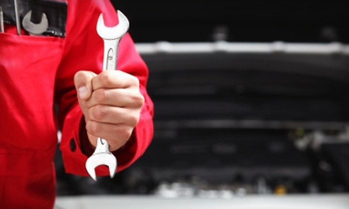 Car-X Auto Service - Roseland: $25 for an Oil Change, Tire Rotation, Wiper Blades, Battery Check, and Inspection at Car-X Auto Service (Up to $71 Value).