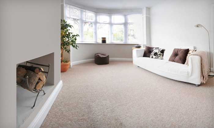 King of Clean - Ironwood Square: $69 for Up to 400 Square Feet of Carpet Cleaning from King of Clean ($160 Value)