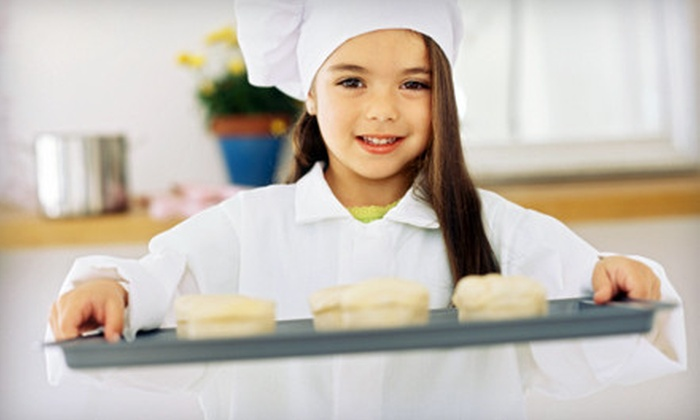What's Cooking? - Oyster Bay: Children's Cooking Workshop for One or Two at What's Cooking? in Oyster Bay (Up to 54% Off)