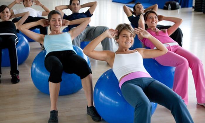 MetroFitness - Montgomery: 5 or 12 Group Fitness Classes at MetroFitness