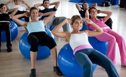 Choice of 5 Group Fitness Classes (a $100 value) - MetroFitness in Montgomery