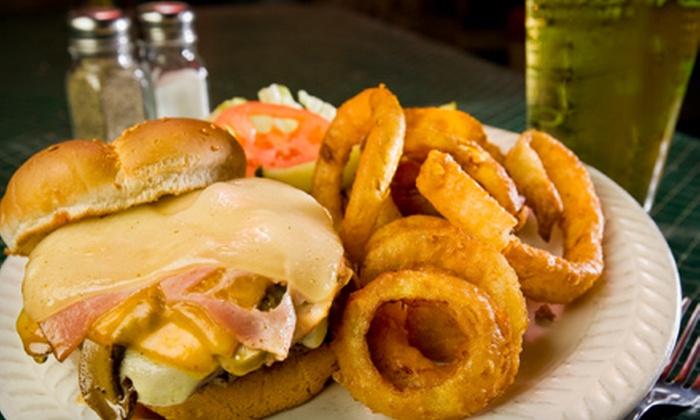 Wintonaire - Rochester: Pub Fare for Dinner or Lunch at Wintonaire