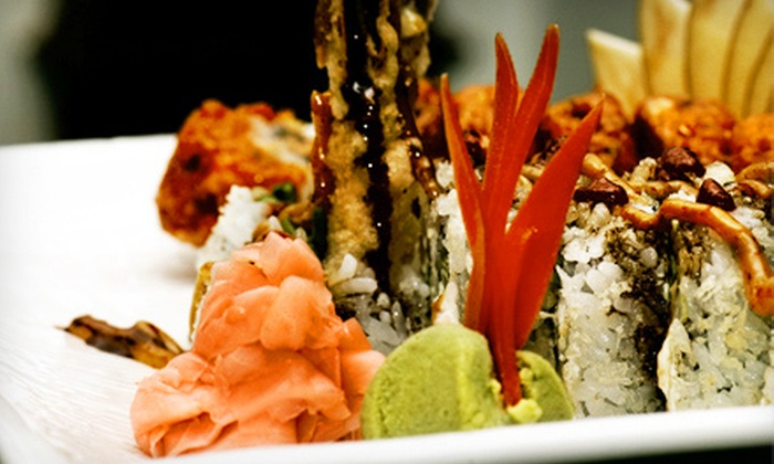 Sushi Mono - Wheaton: $20 for $40 Worth of Upscale Japanese Cuisine at Sushi Mono in Wheaton