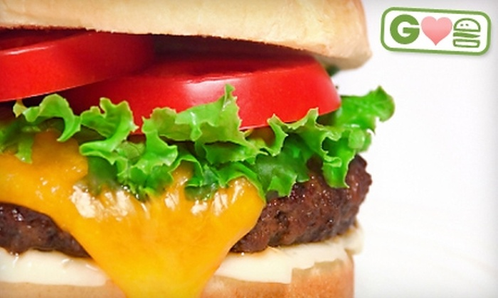 Cliff's Grill - Houston: $5 for $10 Worth of Burgers and American Fare at Cliff's Grill